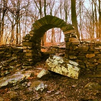 Photo taken at Gathland State Park by John B. on 12/27/2013