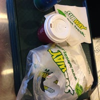 Photo taken at Subway by Tan E. on 11/10/2013