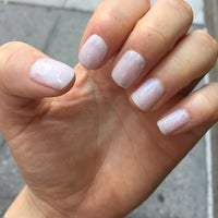 Photo taken at Crystal Nails by Lauren E. on 6/24/2015