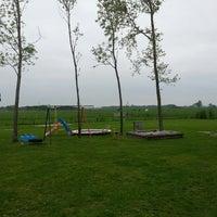 Photo taken at Camping Stadsgaten by Dick V. on 5/18/2013