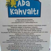 5/26/2015 tarihinde Duygu Vahide Ö.ziyaretçi tarafından Ada Kahvaltı'de çekilen fotoğraf