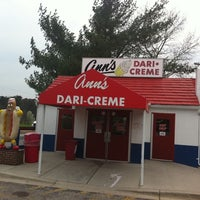 Photo taken at Ann's Dari-Creme by Deena D. on 4/11/2013