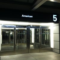 Photo taken at American Airlines by Christina H. on 2/6/2013