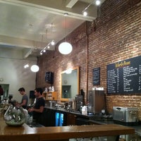 Photo taken at Stumptown Coffee Roasters by Christina H. on 11/27/2012