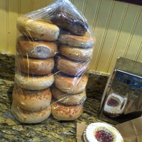 Photo taken at House Of Bagels by Christina H. on 9/25/2013