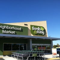 Photo taken at Fresh & Easy Neighborhood Market by Christina H. on 11/12/2012