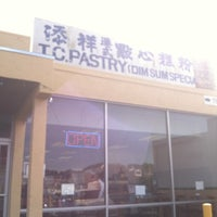 Photo taken at T.C. Pastry (Dim Sum Specialist) by Christina H. on 3/23/2013