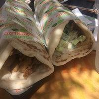 Photo taken at The Vegetarian Shawarma by Hana on 4/21/2017