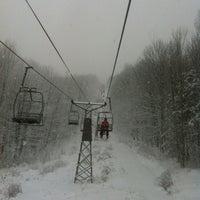 Photo taken at Greek Peak Mountain Resort by Kris R. on 12/29/2012