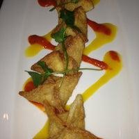 Photo taken at Blue Sushi Sake Grill by Nikolas A. on 4/17/2013