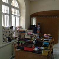 "Photo taken at Biblioteca Turcească ""Mustafa Kemal Ataturk"" by Berna G. on 6/6/2013"