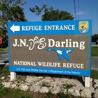 """Photo taken at J.N. """"Ding"""" Darling National Wildlife Refuge by Jeff E. on 4/24/2013"""