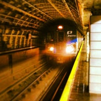 Photo taken at 33rd St PATH Station by Raul on 12/29/2013