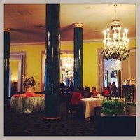 Photo taken at The Forum at The Greenbrier by Queen Bee B. on 3/3/2014