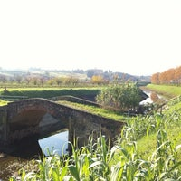Photo taken at Ponticino di Via Ponte alle Palle by Francesco B. on 11/17/2012