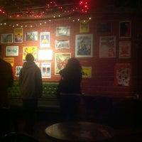 Photo taken at Mercury Cafe by Elaine C. on 2/24/2013