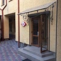 Снимок сделан в Jam Hotel Lviv пользователем Volodymyr N. 9/8/2017