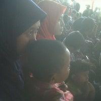 Photo taken at Lumba-Lumba show by Rora Eddel L. on 10/16/2011
