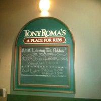 Photo taken at Tony Roma's by Jo S. on 3/1/2013