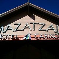 Photo taken at Mazatzal Hotel And Casino by Jo S. on 11/12/2012