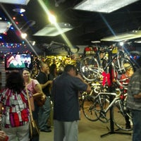Photo taken at Bob's Bicycle Shop by Sam S. on 12/7/2012