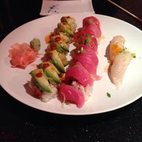 Photo taken at Love Sushi by Frank F. on 2/23/2014