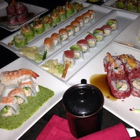 Photo taken at RA Sushi Bar Restaurant by Juan Carlos M. on 12/17/2012