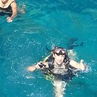 Photo taken at Kiris #diving spot by Ігор Ю. on 8/26/2013