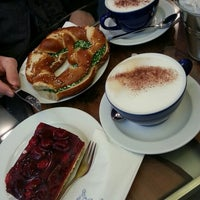 Photo taken at Café Rischart by Alex S. on 2/17/2013