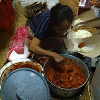 Photo taken at Nasi Bali Pengampon by Virgina A. on 9/15/2012
