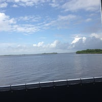 Photo taken at Everglades National Park Boat Service by GramercyGal on 10/2/2012