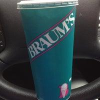 Photo taken at Braum's Ice Cream & Dairy Store by Tara G. on 12/3/2012