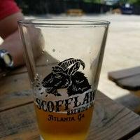 Photo taken at Scofflaw Brewing Co. by Heath W. on 7/8/2017