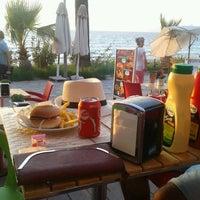 Photo taken at Pizza King - Kuşadası by Yasemin Y. on 7/13/2013