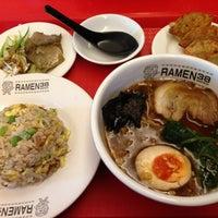 Photo taken at Ramen 38 (Sanpachi) by Jackson K. on 2/19/2013