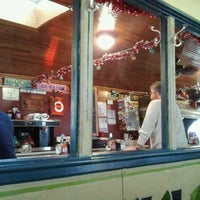 Photo taken at Frank's Diner by Louse W. on 12/7/2012