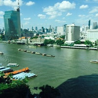 Photo taken at Wat Suwan Cross River Ferry Pier by Hikoichiro N. on 8/18/2015