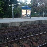 Photo taken at Gare SNCF de La Verrière by Frank P. on 9/28/2012