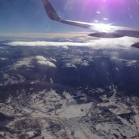 Photo taken at Vail - Eagle County Airport (EGE) by Eddie H. on 12/12/2012