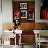 Photo taken at Kopiteko Coffee & Eatery by Ivanna M. on 2/8/2015