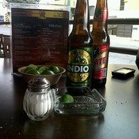 Photo taken at Tacos Don Manolito by Alexa C. on 1/20/2013