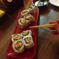 Photo taken at Ebisu Sushi Bar by G Mirelle S. on 12/8/2012