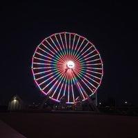 Photo taken at Wheeler Ferris Wheel by Ryan S. on 10/16/2017