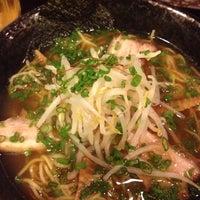 Photo taken at Sakuramen by Sarah on 1/31/2013