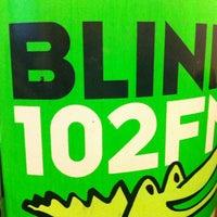 Photo taken at Rádio Blink 102 by Amanda G. on 5/31/2013