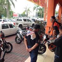 Photo taken at Bike Station KTM by simon o. on 5/26/2014