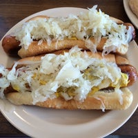 Photo taken at Joey's Hot Dogs by Jay S. on 7/8/2014