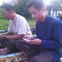 Photo taken at Jl. Proklamasi Depok II Tengah by Okky A. on 8/8/2013