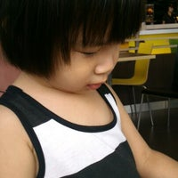 Photo taken at Mc Donald Ladprao 16(Mc Cafe) by Prin N. on 8/4/2013