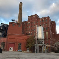 Photo taken at Saranac Brewery (F.X. Matt Brewing Co.) by Jason C. on 11/29/2017